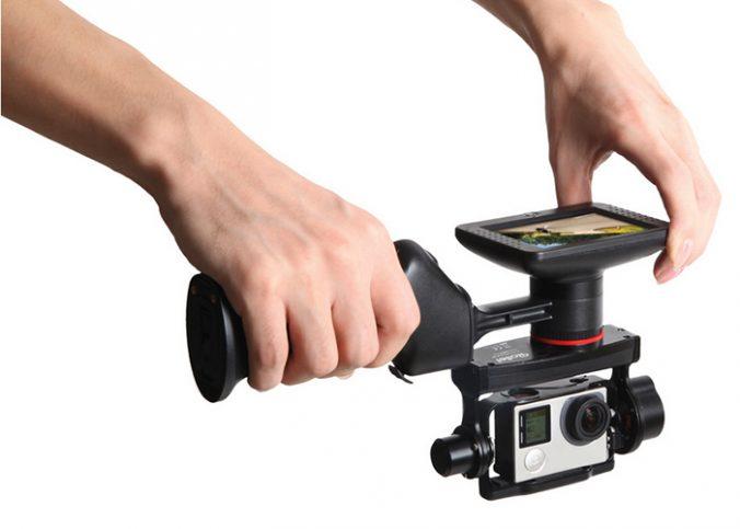 stabilisateur vidéo