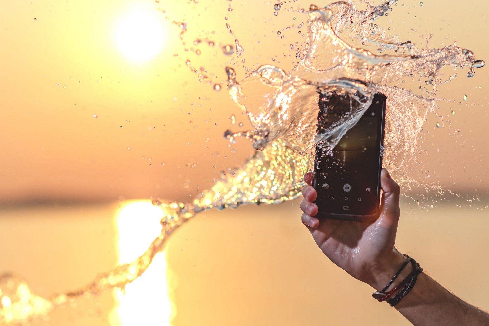 acheter smartphone etanche