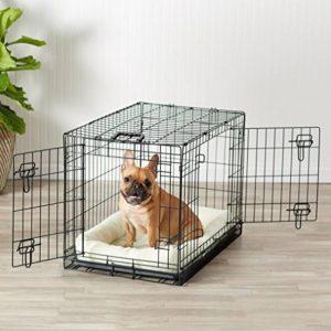 cage pour chien AmazonBasics