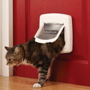 chatière magnétique