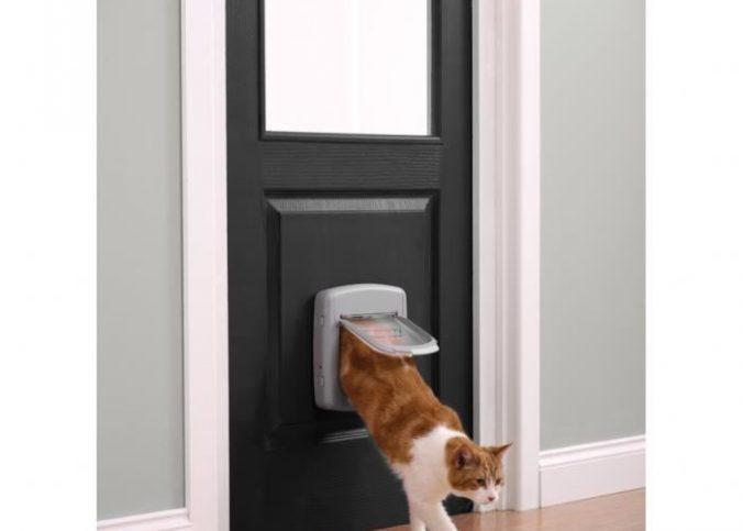 chatière manuelle