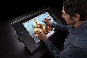 Tablette graphique ordinateur