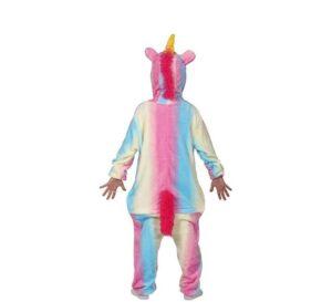 pyjama licorne + matière